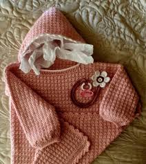 Pink Car Seat Canopy by 9 Crochet Carseat Canopy Patterns For Babies