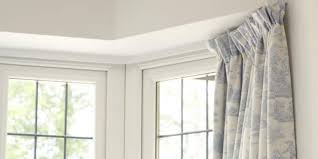 Bay Window Curtains How To Make Curtains For A Bay Window Gopelling Net