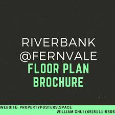 riverbank fernvale floor plan brochure by william chui issuu
