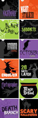 halloween shapes fonts eps for coreldraw psp word indesign best