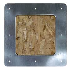 Henry 208 Wet Patch Roof Cement by Gibraltar Building Products 8 In X 8 In Kwik Plug Roof Patch