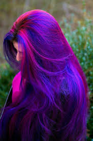 Color by Best 25 Purple Hair Colors Ideas On Pinterest Violet Hair Long