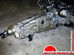 jdm subaru forester transmission 5 speed manual 4wd sg ty755xs1aa
