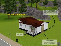 split level house with front porch mod the sims tutorial how to create split levels with and