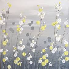 25 unique yellow canvas art ideas on pinterest yellow gray room