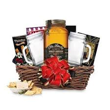 send a gift basket send ole smoky harley davidson gift basket online