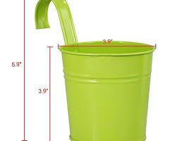 iron pots planters and container accessories