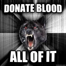 Insanity Wolf Meme - livememe com insanity wolf