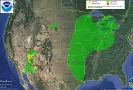 United States Weather Map by U S Air Quality June 2016 Archives