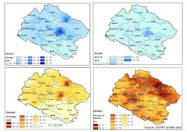 Map Of Nepal In Asia by Icimod Uses Nasa And Usgs Data To Help Nepalese Officials Address