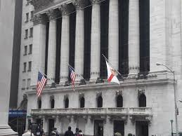 Outside Flag Flag Of Florida Outside Nyse After Tragic Events Yesterday