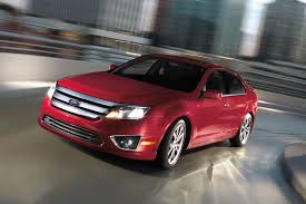 difference between ford fusion se and sel 2012 ford fusion overview cars com