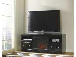 signature design by ashley shay large contemporary tv stand with