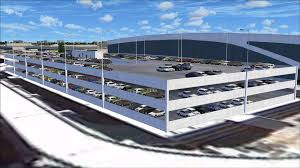 international parking design luxury model exterior new at