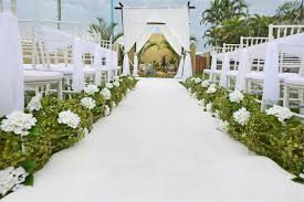 inspirational outdoor wedding aisle decor iawa