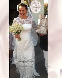 robe mari e sirene dentelle robes de mariage coupe sirene et manches longues en dentelle