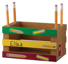 free build a mini crate pencil holder home depot kids workshop