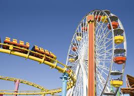 pacific park amusement park on the santa pier