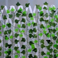 aliexpress com buy 1pcs 230cm cheap artificial ivy leaf