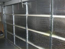 large garage tips large garage door insulation lowes for better garage idea