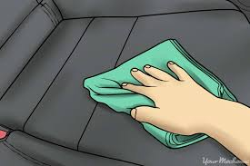 Where To Buy Upholstery Cleaner How To Clean The Upholstery In A Car Yourmechanic Advice
