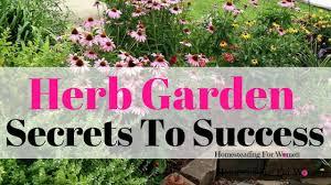 best secrets of successful herb gardening ebook homesteading