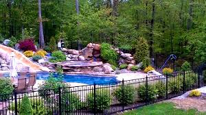 Awesome Backyard Ideas Decoration Beauteous Awesome Backyard Pool Slide Gopro Hero Most