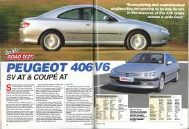 peugeot main dealer from the archives peugeot 406 v6 sv at and coupe at carmag co za