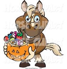 clipart of halloween royalty free stock horse designs of animals page 7