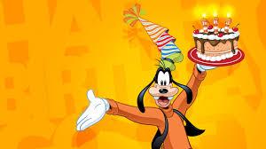 celebrate goofy u0027s anniversary downloading latest disney