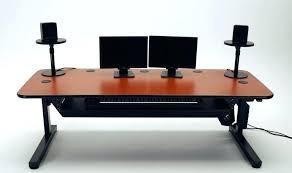 standing computer desk amazon adjustable height computer desk standing converter amazon