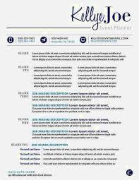 events coordinator resume best resume for event coordinator u2013 resume template for free