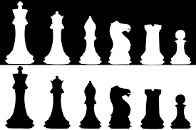 chess set clipart public domain art and free vintage printables