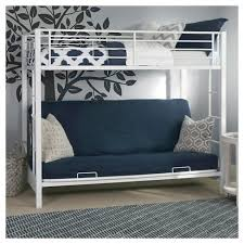 Bunk Futon Bed Futon Bunk Bed Metal Saracina Home Target