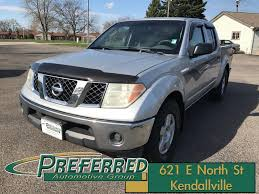 nissan frontier xe 2006 used nissan frontier under 12 000 in indiana for sale used
