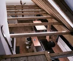 Wohnzimmerm El 30er Jahre Renovierungsprojekt Dachbodenausbau Mit Splitlevel Eine