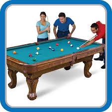 masse pool table price eastpoint sports 87 inch brighton billiard pool table green
