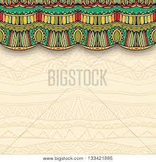 ornate curtain ethnic ornament vector photo bigstock