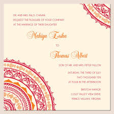 wedding invitations online free design indian wedding invitations online free 12729