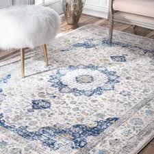 grey u0026 silver rugs wayfair co uk
