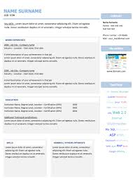 Brief Resume Example by Charming Modern Resume Examples 7 Modern Resume Example And