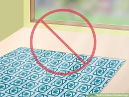 How To Clean Wool Area Rugs by 4 Ways To Clean Oriental Rugs Wikihow