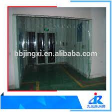pvc door curtain cold room freezer anti insect anti uv polar pvc door curtain dop