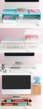 A Computer On Every Desk And In Every Home Organize Every Desk Setup With Creative Options From The Container