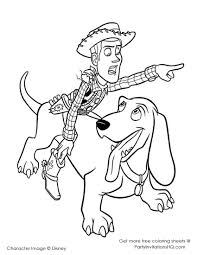 pics photos woody toy story coloring pages 3 para colorir