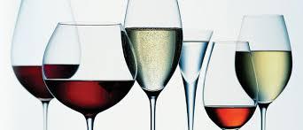 Wine Glasses The 4 Basic Types Of Wine Glasses