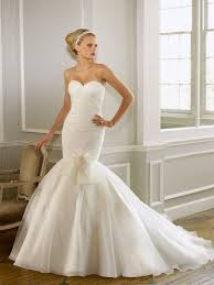 Fishtail Wedding Dresses Vosoi Com