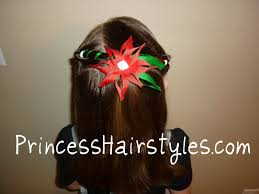 fun and adorable christmas hairstyles for little girls