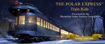 the polar express sup tm sup ride rhode island