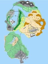 Gta World Map Gta V Rest Of San Andreas Map Concept Could Work As A New Gta
